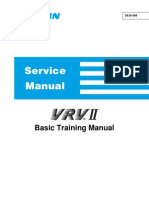 VRVII Basic Training