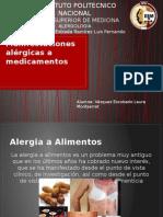 Alergologia - Manifestaciones Alérgicas a Alimentos
