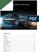 Mercedes-Benz Brand Audit