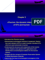ETourism Chapter 3 - ETourism- The Dynamic Interaction of ICTs An