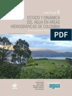 Estado Dinámico Del Agua en Áreas Hidrográficas en Colombia