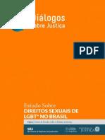 Estudo Sobre Direitos Lgbt No Brasil