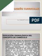 Concepción de Currículo2013(Nuevo)