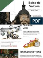 Bolsa de Valores y Banco Central