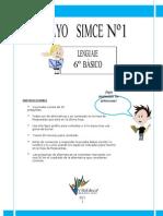 (343253453) 98378965-Ensayo1-Simce-Lenguaje-6basico-2011.docx