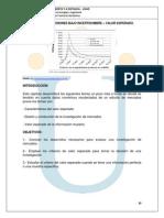 2. Material Complementario - Decisiones Bajo Incertidumbre Valor Esperado