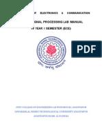 C6713 DSP Lab Mannual 2[1]