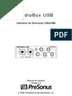 AudioBoxUSB OwnersManual PO