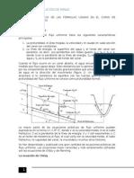 Fundamento Teórico de Las Fórmulas Usadas en El Curso de Ventilación de Minas