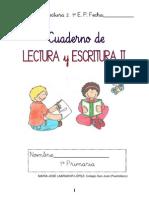 Cuaderno de Lectoescritura II(1)