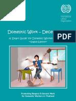 Domestic Work-Decent Work