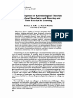 Epistemological Theories.pdf