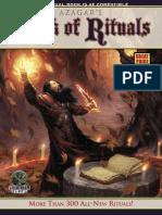 Azagar's Book of Rituals