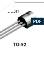 2N5551 transistor facts