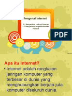 TMK Mengenal Internet
