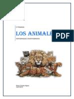 Los Animales Vertebra Dose in Vertebra Dos