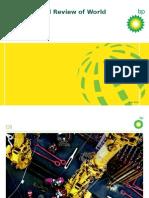 Statistical Review of World Energy 2013 Oil Slidepack