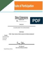 story extensions - huffer ccr&r, webinar