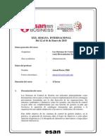 Syllabus Los Sistemas de Control de Gestion - Prof. Dorse - ELEC-InT15!1!2
