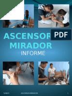 Ascensor Mirador