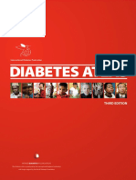 Diabetes Atlas 3rd Edition