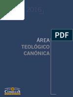 folleto de teologia
