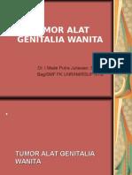 3. Tumor Alat Genitalia Wanita