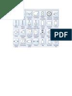 Process Flow Chart Symbols