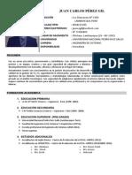Curriculum Vitae 2015-1