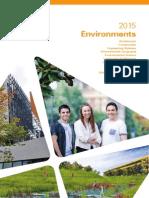 2015 UoM Environments Brochure