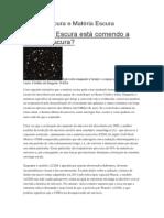 Energia Escura e Matéria Escura