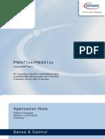 PMA71xx PMA51xx an SoftwareFramework V1.2