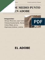Arco de Medio Punto en Adobe
