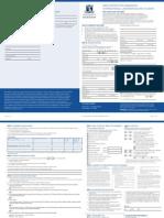 International Undergraduate App Form 2013