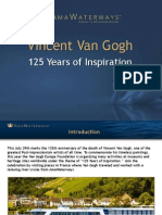 Vincent Van Gogh 125 Years of Inspiration