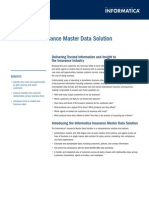 02012 Insurance Master Data Ds en US