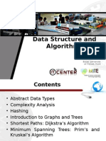 1-Data Structure and Algorithms