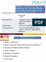 Presentation Tuan Antenna