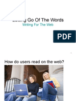 writing for web