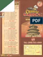Chinese Garden Idaho Falls Menu A