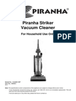PIRANHA striker 2000W Manual