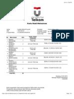 1403130124 Registrasi | Telkom University