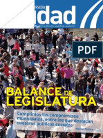 Revista Fuenlabrada Ciudad - Abril de 2015