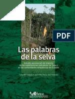Las palabras de la selva Exxon Texaco Derechos y Petroleo en Ecuador