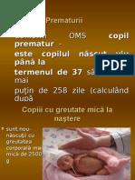 Prematurii Mar.1