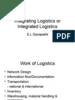 Intergrating Logistics - Copy