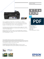 Epson Stylus Office BX305F Brochures 1
