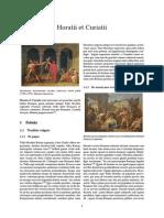 Horatii Et Curiatii