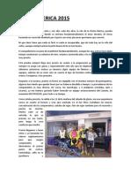 Cronica Flecha Iberica 2015