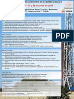 II Curso de Gas No Convencional en Univ.de Oviedo